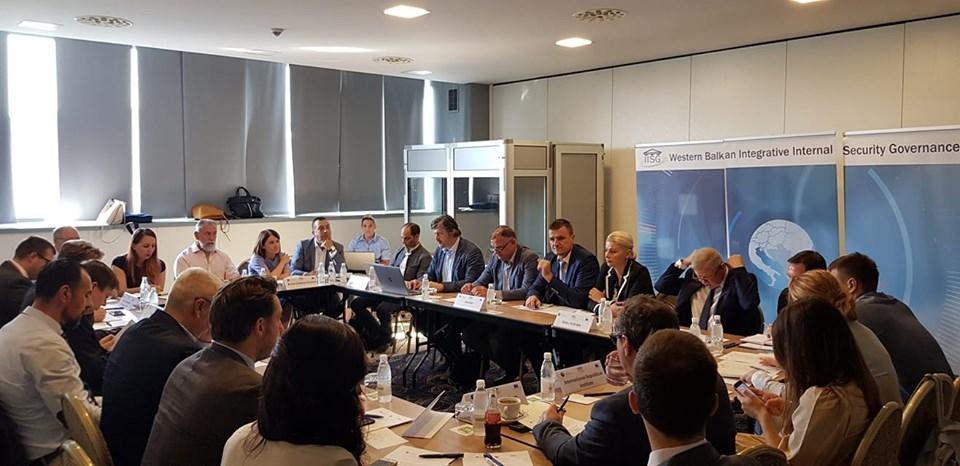 1st IISG P-CVE donor coordination in BiH, 28th Aug 2019