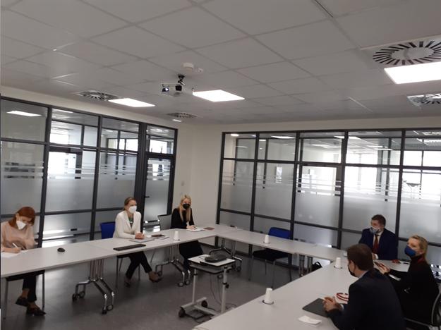 Belgrade meeting of IISG and SEESAC